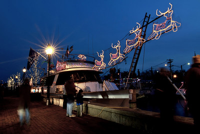 Annapolis at Christmas
