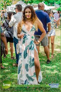 Power Breezer @ UWI Fete - Champagne & Gold