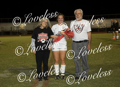 Soccer Senior Night 9/29/17