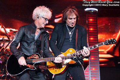 REO Speedwagon <br> April 23, 2013 <br> Mass Mutual Center - Springfield, MA <br> Photos by: Mary Ouellette