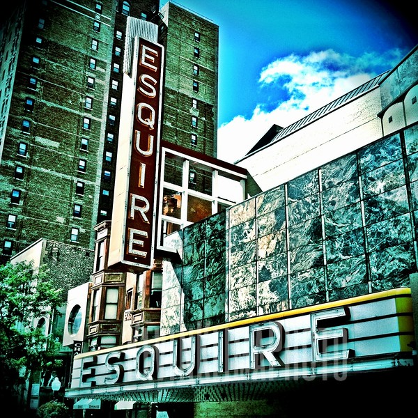 Esquire Theater  (closed)
