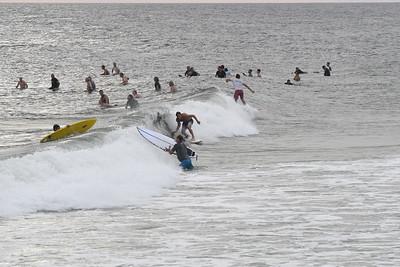 Hurricane Ida Surfing the Forgotten Coast