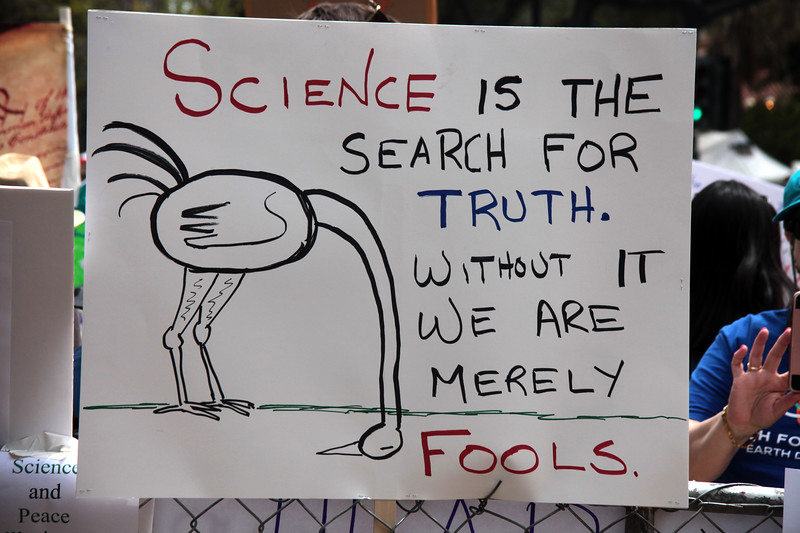 Science is the Search For Truth