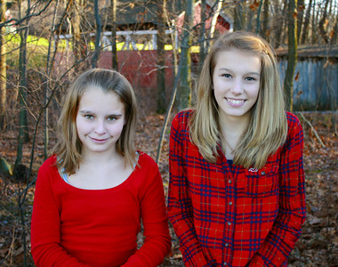Girls Christmas 2011