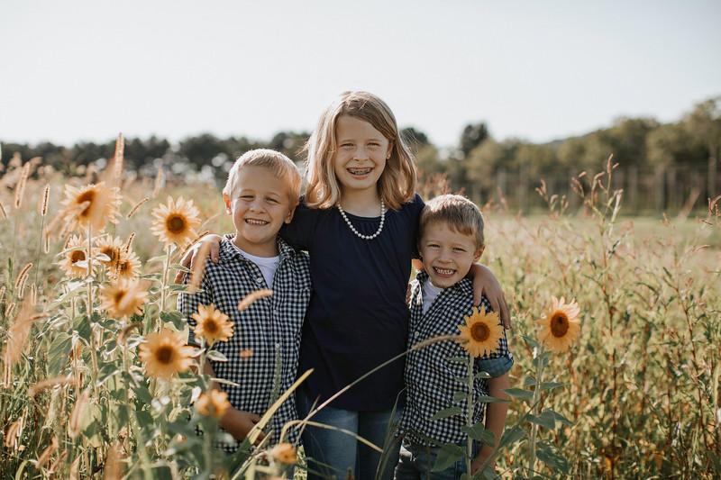 Stacie Knehr Kutz {Sunflower}