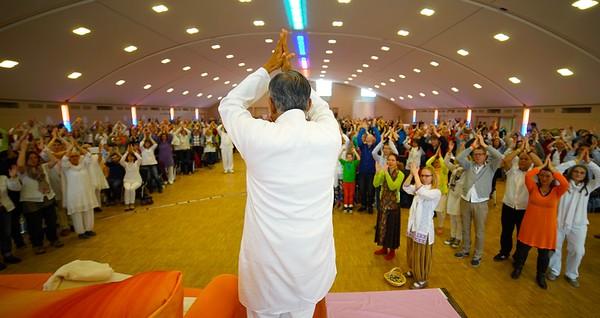 Akram Vignan Event 2014 Willingen
