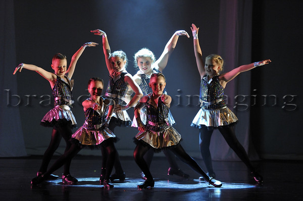 The Broadway Dance Center 2012