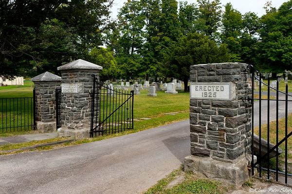 Woodstock Cemetery 2020