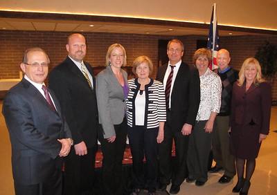 Vermilion, Ohio April 11, 2013, STATE of The City at German's Banquet Hall
