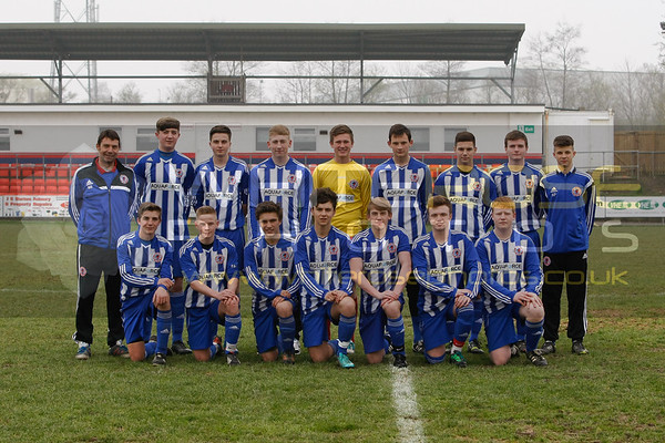 Northowram Juniors 30 - 03 - 14