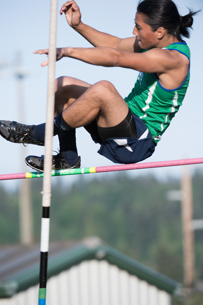 Woodinville May - Mens Pole Vault