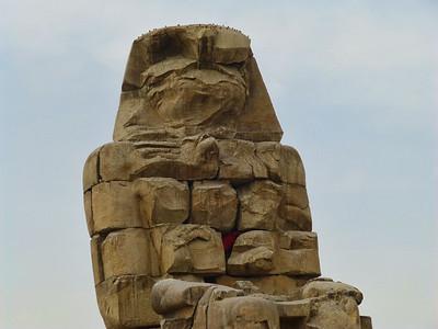 22 Colossi of Memnon