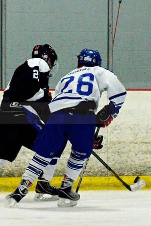 Lampeter-Strasburg Varsity Ice Hockey v. MT 1.11.13