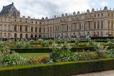Versailles - Aug 26, 2014