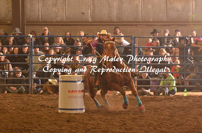 Barrel Racing Long Go
