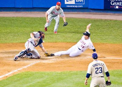 2008; MLB All Star Game @ Yankee Stadium - 7/15