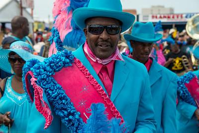 New Orleans Jazz Festival 2012