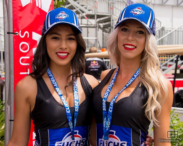 Fuchs Lubricants girls