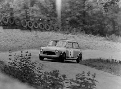 Prescott Hill Climb in the Early 60's