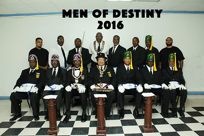 MEN OF DESTINY 2016