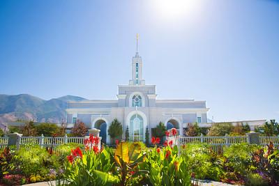 Mount Timpanogas Temple
