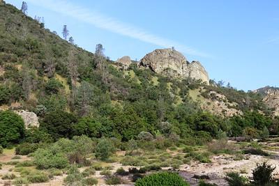 Pinnacles Nat'l Park hike Apr 23rd