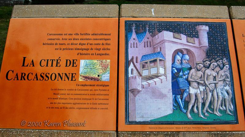 Carcassonne, Fr