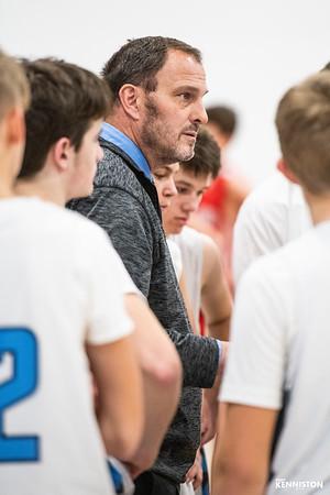 1-8-20 Garber Freshman Basketball