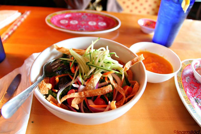 Sticky Rice - Salad