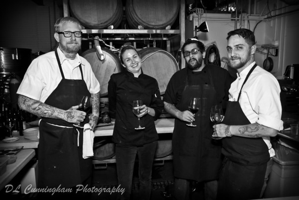 12/6/12 Revolution Winemaker;s Dinner