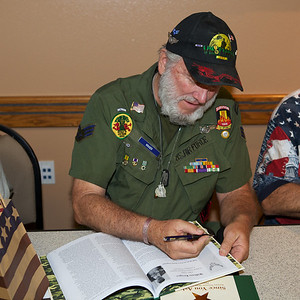 Veterans Heritage Project 2014