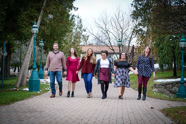 Tarnacki Family Christmas 2018