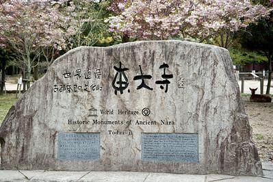 Nara, Todaiji - April 19, 2010