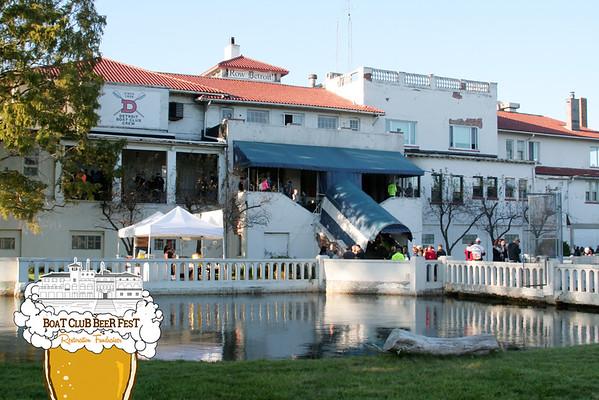 Detroit Boat Club Beer Fest