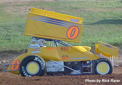 Clinton County Speedway 2002