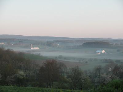 Misty Morning 5-9