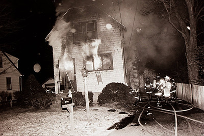 2nd Alarm 52 Oakden Ave Weymouth Ma. 1994