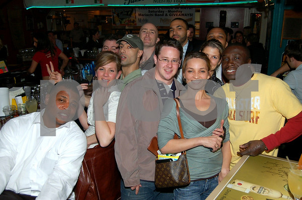 Danny , Donny and the rest of the crew @ Blue Agave