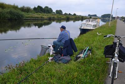 Viswedstrijd senioren 17-08-2013