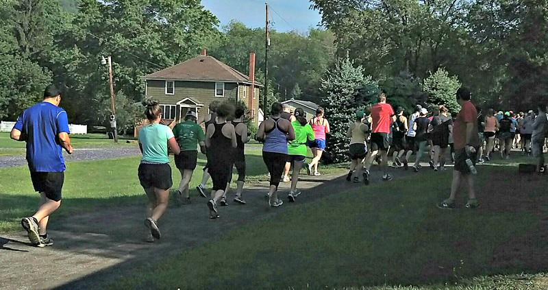 Memorial Day Half Marathon