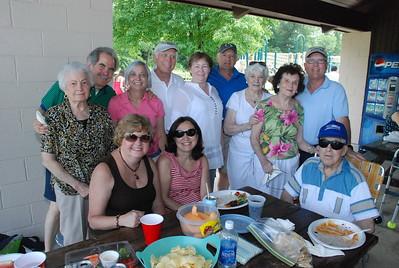 Community Life - Feast Day Picnic - June 7, 2009