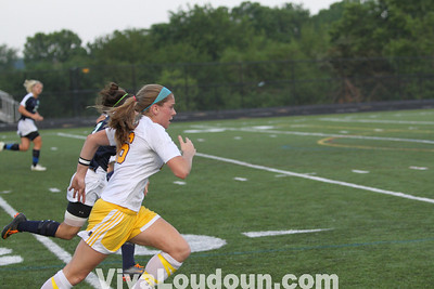 Girls Soccer: Broad Run vs. Woodgrove - Dulles Finals 2011