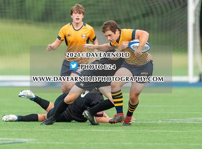 6/2/2021 - Boys Varsity Rugby - Blue Hills vs Needham