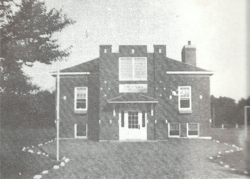 Jim Falls School 1940