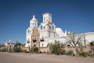 San Xavier del Bac Cathedral