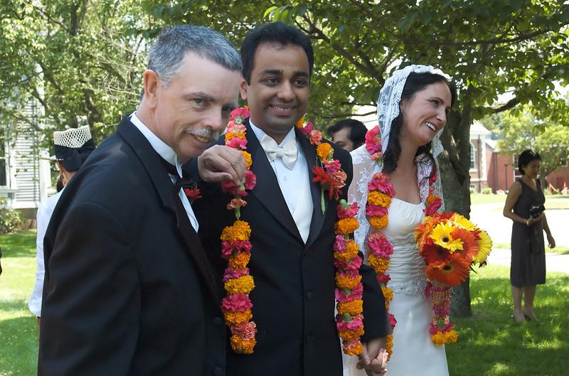 J&R's Wedding day!