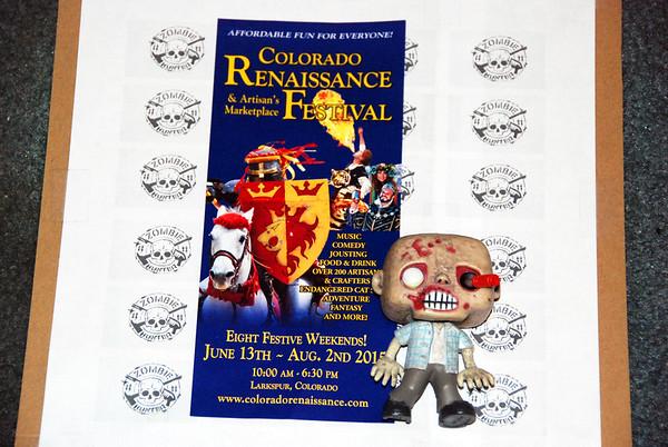 2015 Colorado Renaissance Festival