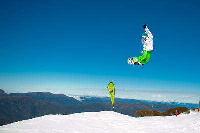 Mt Buller 2010 - Park Shots - 24 Jul