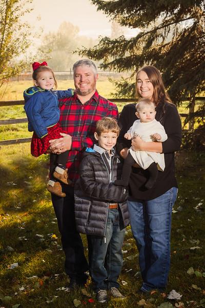 Green Family-Fall 2019