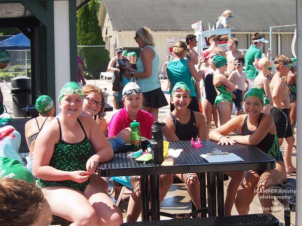 FTFRC Frogs Swim Team 2020